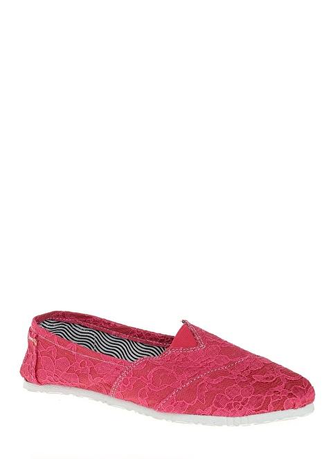 Let'z Ayakkabı Fuşya